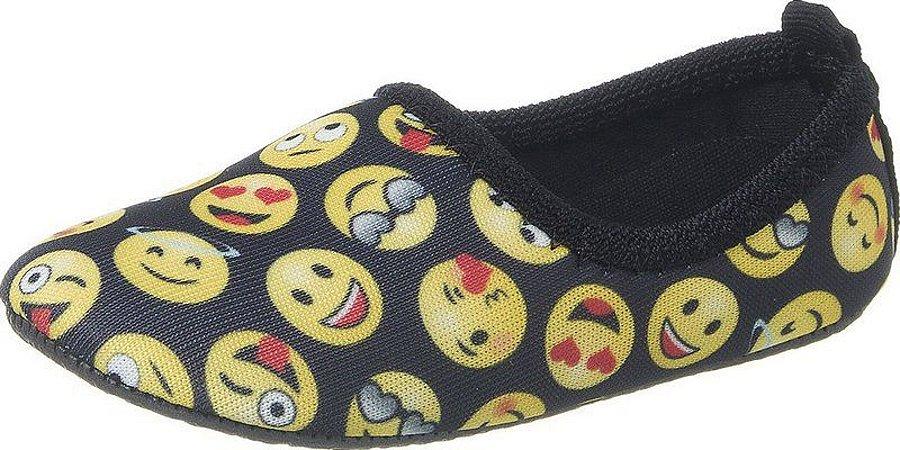 Sapatilha Soft Fun Fem. / Amarelo