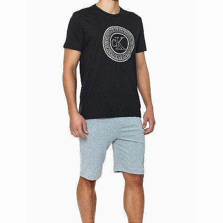 Camiseta Careca Alg Icon Cotton Louge Mescla