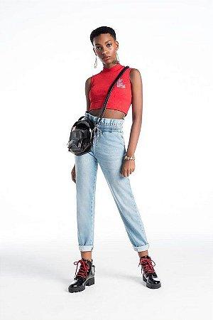 Calça Jeans Cós Clochard