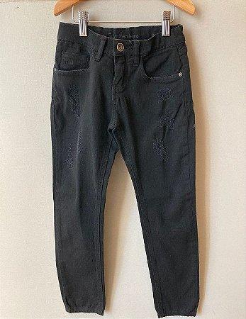 Calca Calvin Klein Jeans Preto