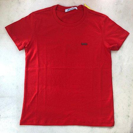 Camiseta Infantil Masculina Basica Colors