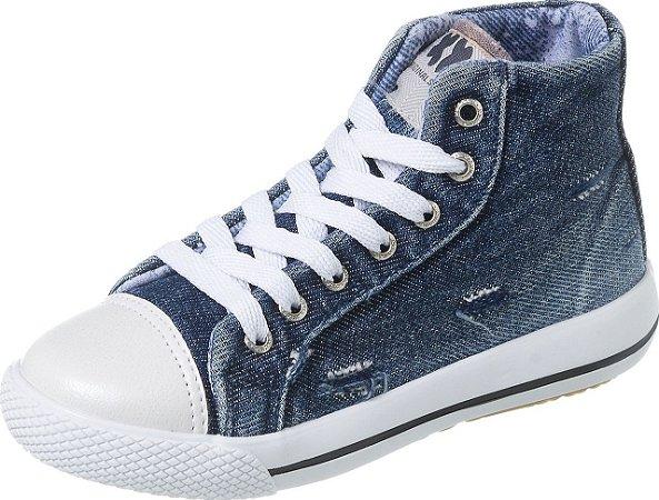 Tenis Feminino Jeans Claro