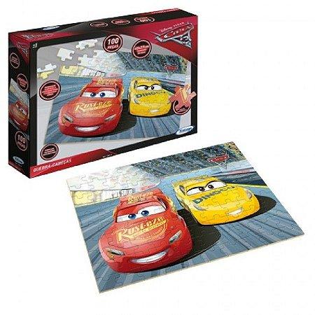 Quebra-Cabeça Carros 3 Disney