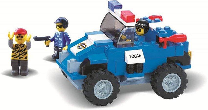 Defensores da Ordem Polícia 119 peças