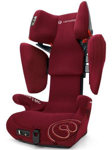 Cadeira Cadeirinha Carro Concord Transformer X Bag Isofix