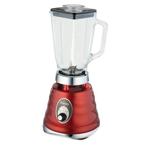 Liquidificador Oster Osterizer Vermelho 600w 3veloc Red 4126