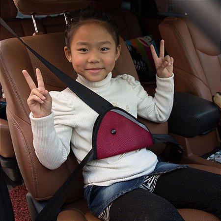 Ajustador De Cinto De Segurança Infantil Para Cinto De Carro