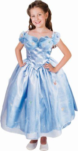 Fantasia Princesa Cinderela Live Action Disney Infantil Orig