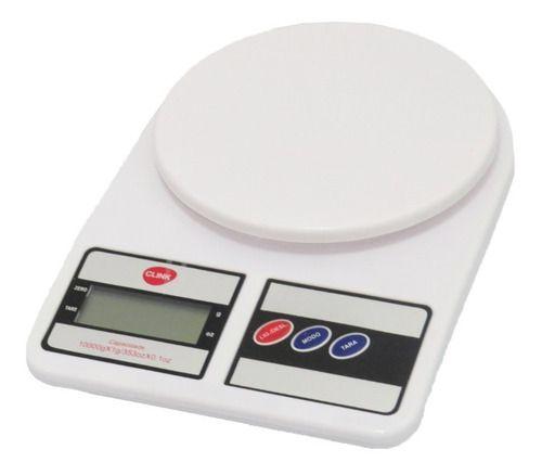 Balança Digital Cozinha Alta Precisão Alimento Dieta 10kg