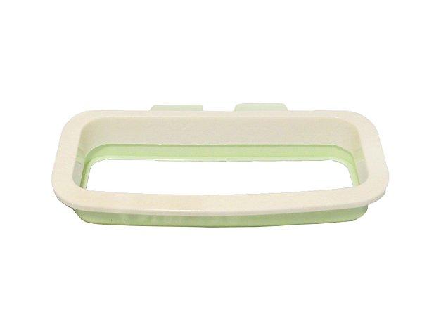 Suporte Plástico para Lixo 22 x 12,4 x 3,6 cm (CK3514)