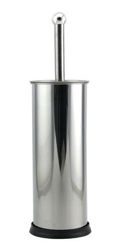 Escova De Limpar Vaso Sanitário Suporte Aço Inox Sanitária