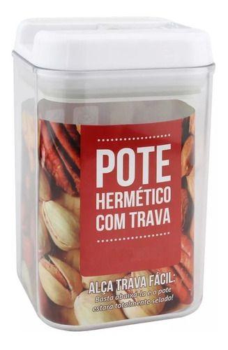 Pote Hermético 900 ml
