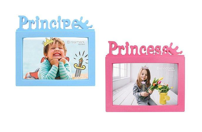 Porta Retrato Principe Princesa Foto 10x15 Decoração Lembran