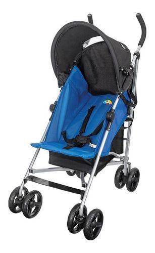 Carrinho De Bebê Guarda Chuva Passeio Criança Easy