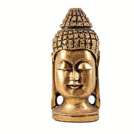 Cabeça de Buda hindu pequena