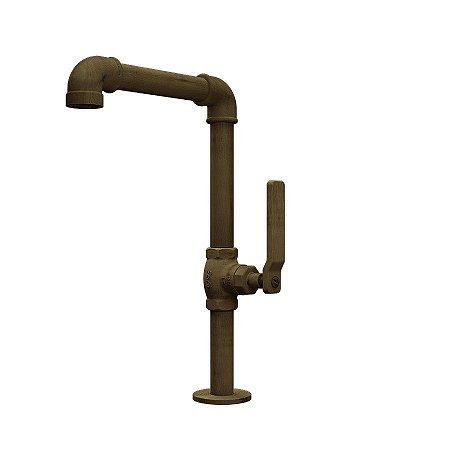 Torneira Banheiro Mesa Living 1195 B702 Industrial - Fani