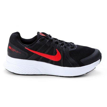 Tênis Nike Run Swift 2 Masculino Cor Preto/Vermelho