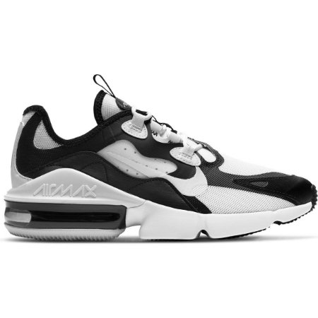 Tênis Nike Air Max Infinity 2 Feminino Cor Branco/Preto