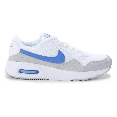 Tênis Nike Air Max Sc Masculino Cor Branco/Azul