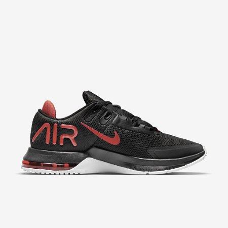 Tênis Nike Alpha Trainer 4 Masculino Cor Preto/Vermelho