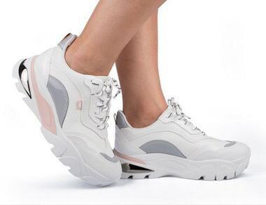 Tênis Dakota Dad Sneaker Cor Branco