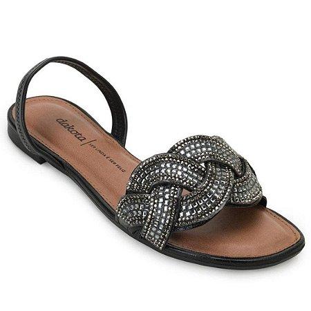 Sandália Dakota Brilhos Preta