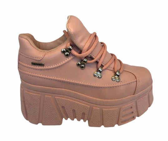 Tênis Dad Sneaker Dakota Flatform Cor Quartzo