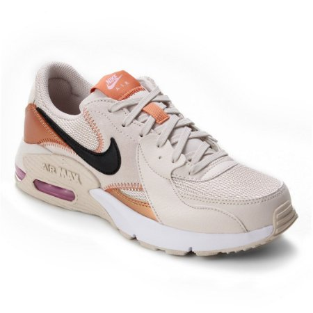 Tênis Nike Wmns Air Max Excee Cor Bege