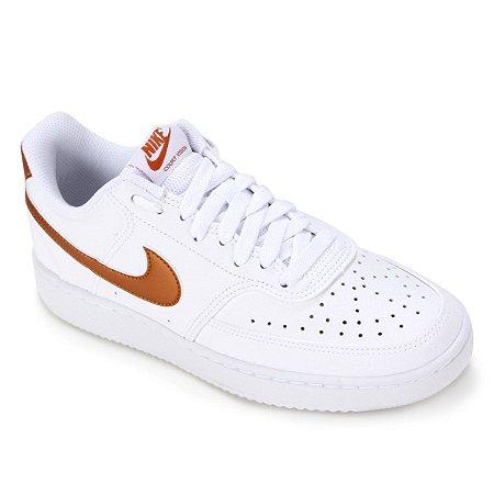 Tênis Nike Wmns Court Vision Low Cor Branco