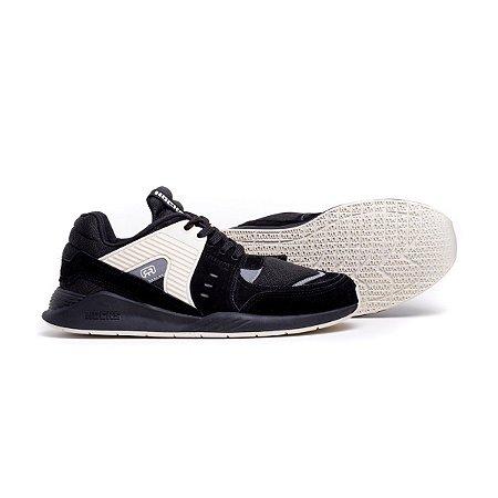 Tênis Hocks Skate Pulsus Cor Black/Off White