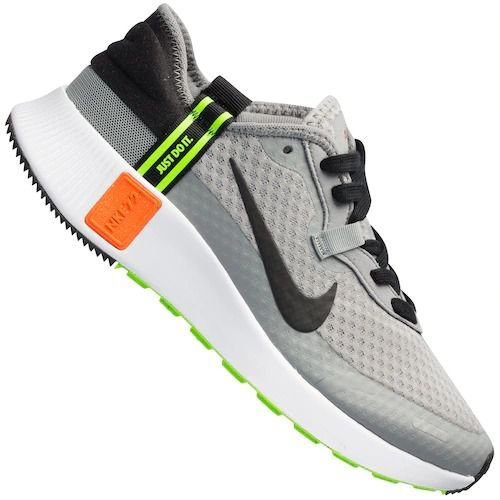Tênis Nike Reposto Masculino Cor Cinza
