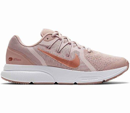 Tênis Nike Zoom Fairmont Feminino Cor Rosa