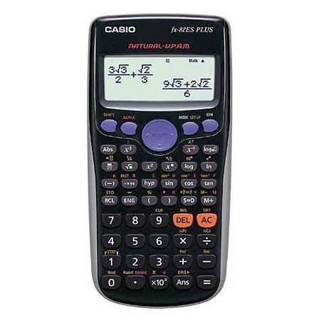 Calculadora Científica Casio fx-82ES Plus