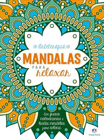 Arteterapia Mandalas para relaxar
