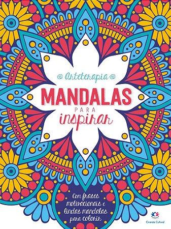 Arteterapia Mandalas para inspirar