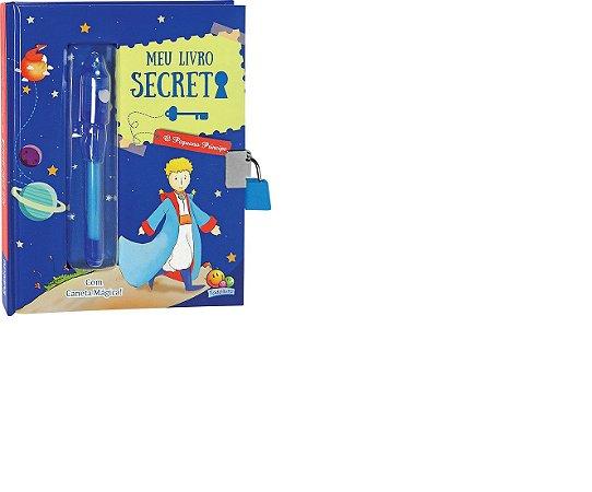 Meus Segredos: Meu Livro Secreto - O Pequeno Príncipe