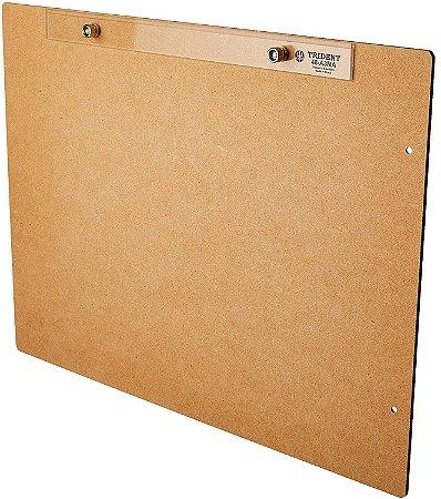 Prancheta Portátil Artística  Trident 48-A3MA Natural Formato A3
