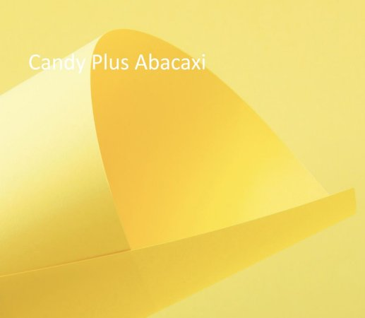 Papel Candy Plus Abacaxi 180g 66x96cm