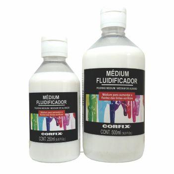 Médium Fluidificador Corfix 500ml ref.85601.1