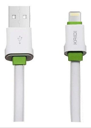 Cabo USB Lightning Iphone KD-306 -  1 Metro Kaidi*