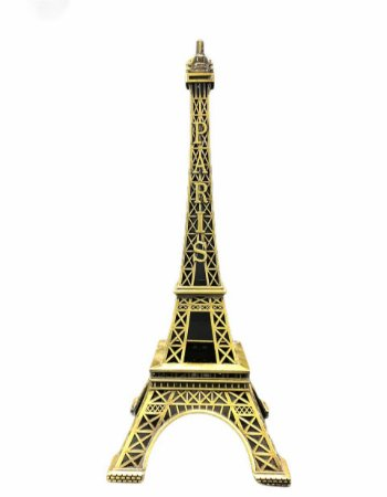 Torre Eiffel Paris Metal Decoração - Wincy Casa