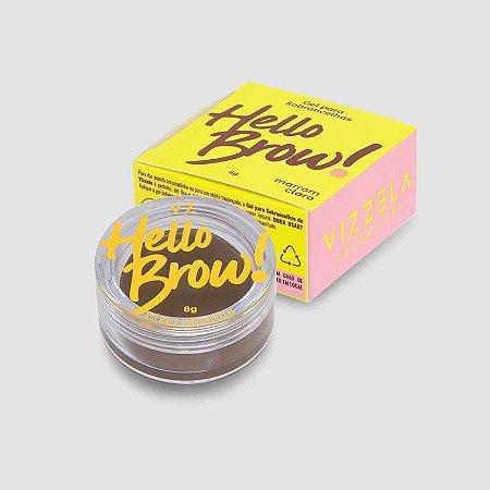 Gel Para Sobrancelhas Hello Brow*