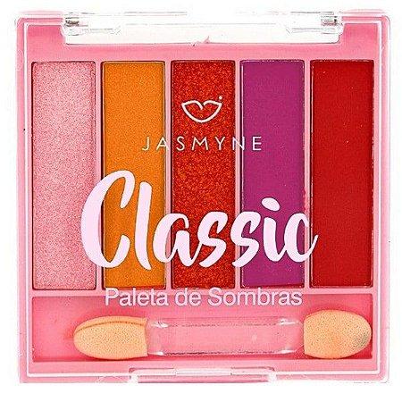Paleta de Sombras Jasmyne Classic Rosê*