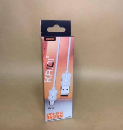 Cabo Carregador e Dados Micro USB Anti-Skid Kaidi*