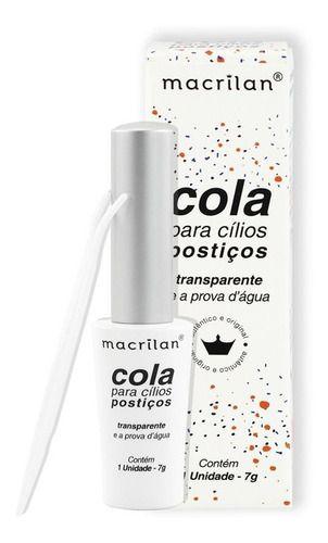 Cola de cílios