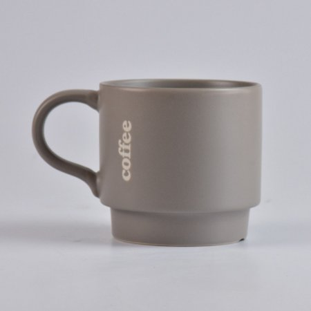 Caneca Modern Coffee Bege Granite