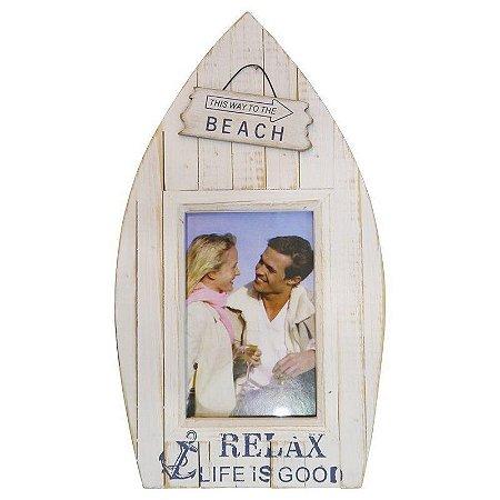 Porta Retrato Beach Relax