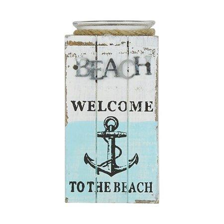 Porta-Vela em Madeira Beach Médio