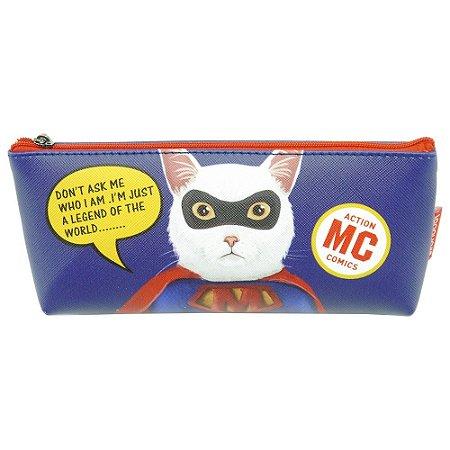 Estojo Super Gato