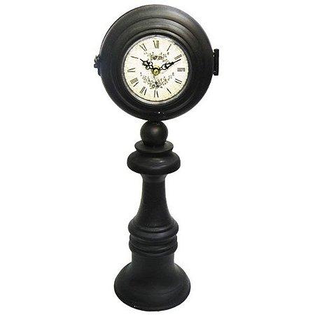 Relógio de Mesa Pedestal